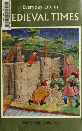 Everyday life in Medieval times.