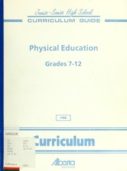 Junior-senior high school physical education PDF