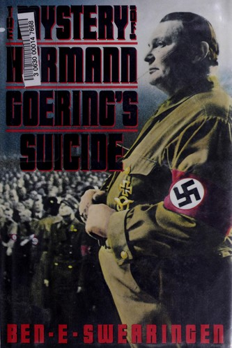 Download The mystery of Hermann Goering's suicide
