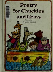 Poetry for chuckles and grins PDF