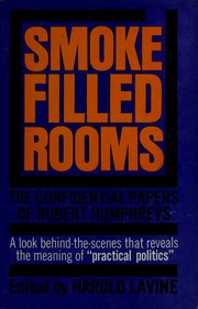 Smoke-filled rooms by Harold Lavine