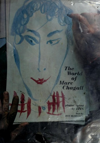 The world of Marc Chagall.