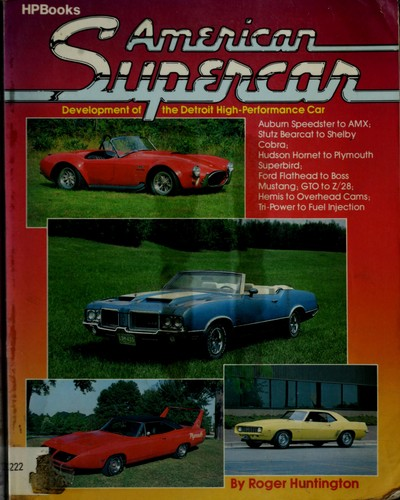Download American supercar