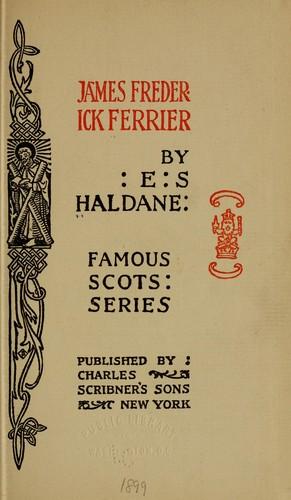 Download James Frederick Ferrier