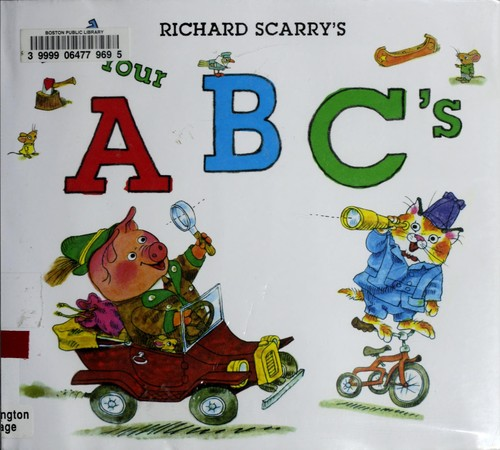 Download Richard Scarry's find your ABC's