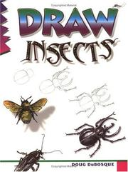 Draw insects by D. C. DuBosque