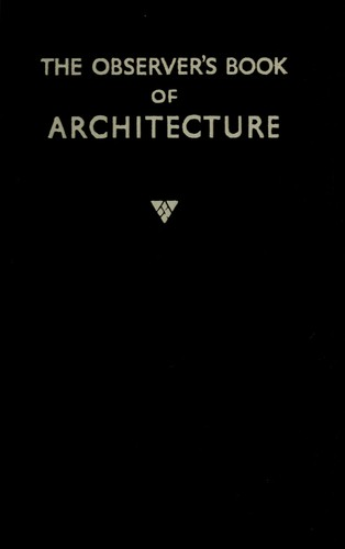 Download The observer's book of British architecture