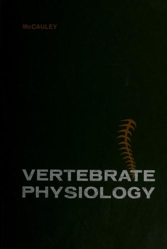 Vertebrate physiology