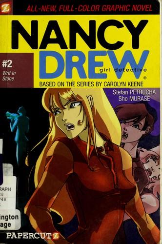 Nancy Drew, girl detective.