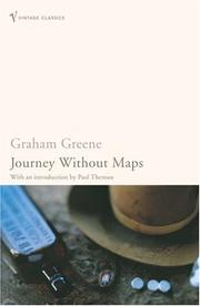 Cover image for Journey Without Maps
