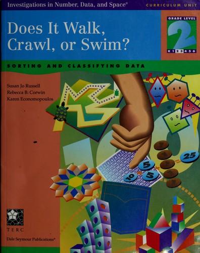 Does It Walk, Crawl, or Swim?