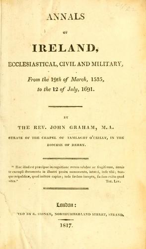 Annals of Ireland