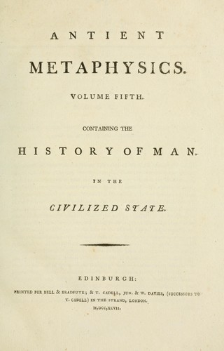 Download Antient metaphysics