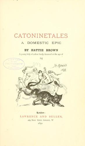 Download Catoninetales
