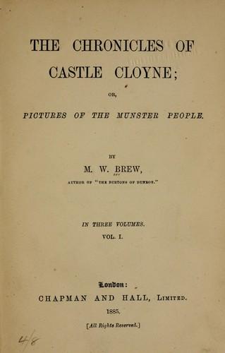 The chronicles of Castle Cloyne