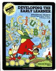 Developing the Early Learner PDF