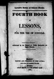 Fourth book of lessons PDF