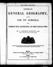 Lovell's general geography by J. George Hodgins