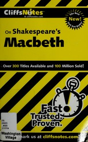 CliffsNotes, Macbeth PDF