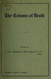 The column of death PDF