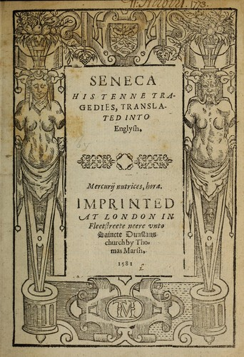 Download Seneca his tenne tragedies