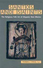 Santos and saints by Thomas J. Steele