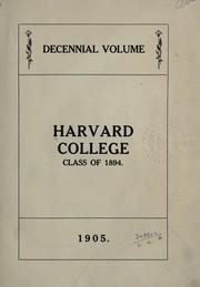 Decennial volume PDF