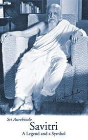 Savitri by Aurobindo Ghose