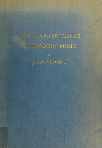The diatonic modes in modern music.