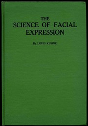 Cover of: The science of facial expression by Louis Kuhne