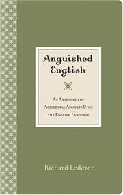Anguished English (revised)