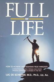 Full of Life/How to Achieve and Maintain Peak Immunity PDF