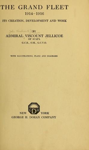 Download The grand fleet, 1914-1916