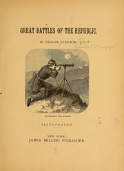 Great battles of the republic PDF