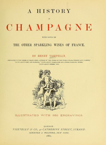 Download A history of champagne