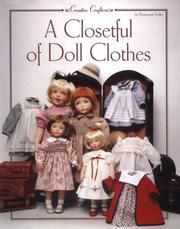 A closetful of doll clothes PDF