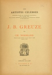 J.B. Greuze by Charles Normand