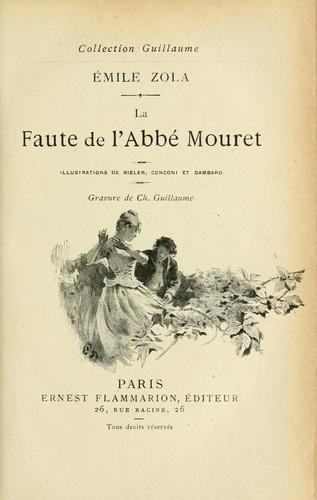 Download La faute de l'Abbé Mouret