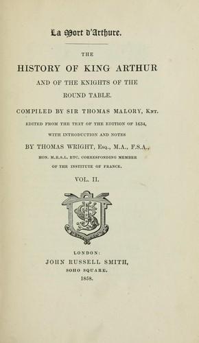 Download La mort d' Arthure.