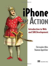 Cover of: iPhone in action by Christopher Allen
