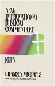 John by J. Ramsey Michaels
