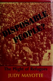 Disposable people? by Judy A. Mayotte