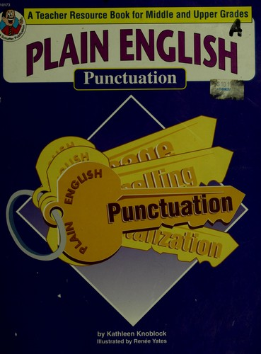 Plain English series