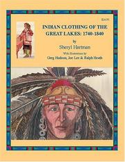 Indian clothing of the Great Lakes, 1740-1840 PDF