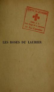 Les roses du laurier PDF