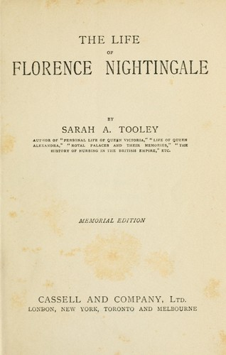 Download The life of Florence Nightingale