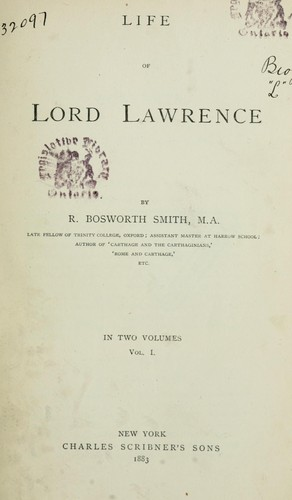 Download Life of Lord Lawrence