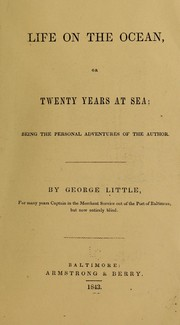 Life on the ocean by Little, George
