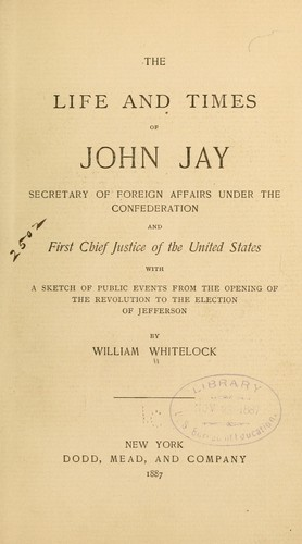 Download The life and times of John Jay
