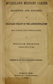 McClellan's military career reviewed and exposed PDF